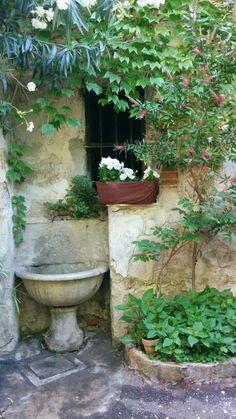 lavabo con fuori
