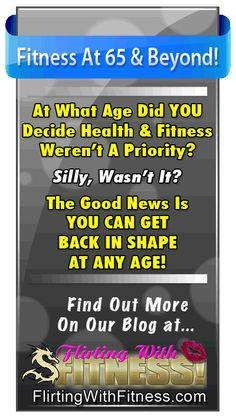 New blog post: Fitness For Seniors - Take Back Your Health! | Getting Back In Shape With Doug Champigny