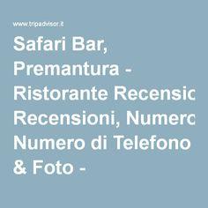 Safari Bar, Premantura - Ristorante Recensioni, Numero di Telefono & Foto - TripAdvisor