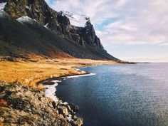 Iceland / photo by Ravi Vora