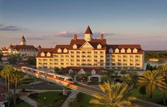 Five Disney World Resorts to See During Your Vacation  - Disney's Grand Floridian Resort