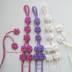 Cuoricina Il mio ♥ ♥ Mondo in Rosa: Crochet Barefoot Sandals
