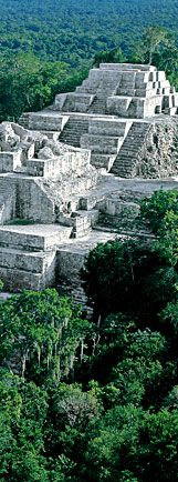 Campeche Archaeology