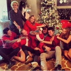 2017-12-25  Billy Rae Cyrus & Family
