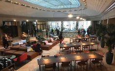 Le plus grand espace de coworking de Paris vient d'ouvrir ses portes - Le Parisien