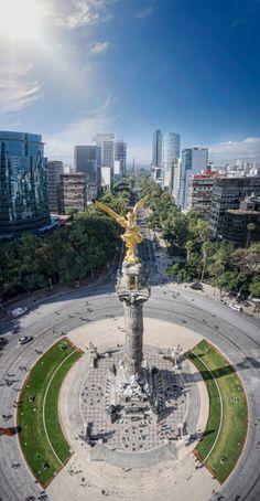 Mexico City, Mexico by Deniz Hotamisligil | denizhotamisligil.com - hexiview.com