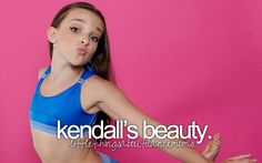 The beauty of Kendall K! Dance Moms Facts, Dance Moms Dancers, Dance Mums, Dance Moms Girls, Dance Moms Moments, Dance Moms Kendall, Kendall K Vertes, Dance Moms Comics, Dance Moms Confessions