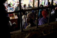 Congolese refugee women by Siegfried Modola)