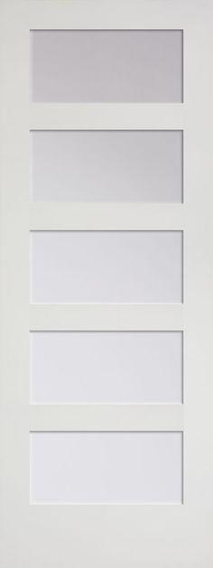 Gym and Conference door with glazed glass inserts Masonite Interior Doors, Interior Barn Doors, Exterior Doors, Entry Doors, Bathroom Barn Door, Glazed Glass, Inside Barn Doors, Basement House, French Interior
