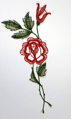 rose Diy And Crafts, Arts And Crafts, Bobbin Lace Patterns, Lace Heart, Lace Jewelry, Lace Making, Lace Flowers, Irish Crochet, Lace Detail