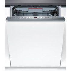 BOSCH SMV46KX01E - Lave vaisselle encastrable - 13 couverts - 46dB - A++ - Larg 60cm - Moteur induction