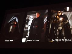 Here are your #starwars villains!!!
