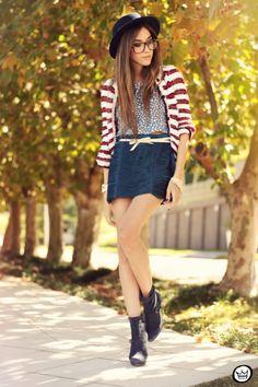 preppy style    <3 this is sooo cute