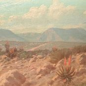 Sold   Volschenk, J.E.A   The Rocky side of the Hill (Riversdale) Land Surveyors, South African Art, Contemporary Art, Landscapes, Art Gallery, Drawings, Paisajes, Scenery, Art Museum