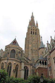 Kościół Najświętszej Marii Panny w Brugii