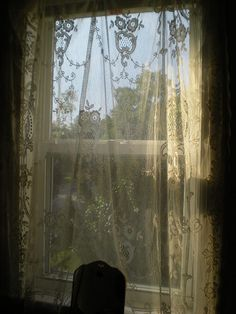 """And the fade light shines through those curtains. I can see world beyond it, and wonder. """"How would be the reality behind the curtains"""" But I admire my curtain for such seduction of blunt reality, I would have never appreciated with naked eyes. Premankit."""