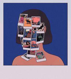 34 Ideas wallpaper iphone vintage retro antigua for 2019 Art And Illustration, Illustrations, Landscape Illustration, Art Pop, Aesthetic Art, Aesthetic Anime, Graphic, Oeuvre D'art, Art Inspo