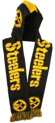 Hooded Scarf Pittsburgh Steelers