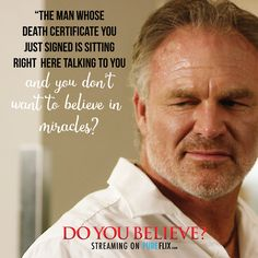 What miracles have you seen in your life? Believe In Miracles, Do You Believe, Christian Movies, Christian Quotes, The Cross Of Christ, Speak Life, Christian Living, Talking To You
