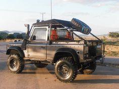 LR DEFENDER - 90 - cool