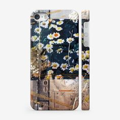 Чехол iPhone Привет, ромашки, Автор: Дария Афанасьева, Цена: 1000 р.