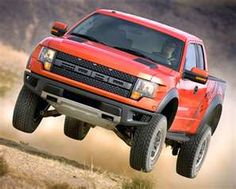 Ford power!  Have you seen the new Raptor yet?