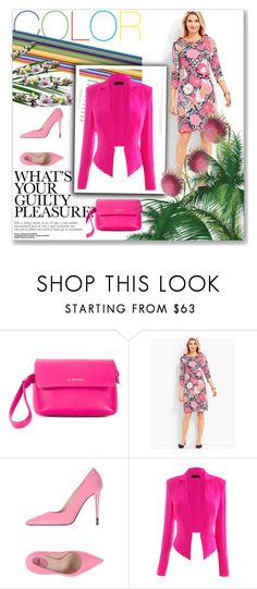 """""""Bez naslova #188"""" by laura-1234 ❤ liked on Polyvore featuring Versace, Talbots and Fendi"""