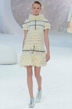 Chanel Spring 2012 — Runway Photo Gallery — Vogue