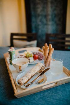 Italian breakfast goals Prosciutto Salami Gorgonzola Mortadella Italian Breakfast, Best Breakfast, Prosciutto, Morning Coffee, Goals