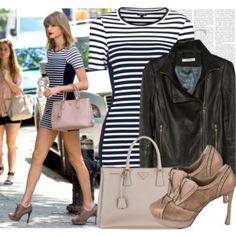 Dress like Taylor Swift