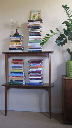 tabel cut in two for cool storage