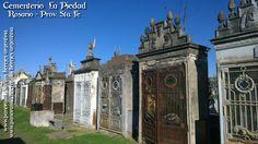 Cementerio La Piedad / Rosario - Sta. Fe