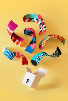 Food Logo Design, Box Design, Logo Online Shop, Cool Socks, Crazy Socks, Free Business Card Templates, Ads Creative, Kids Socks, Happy Socks