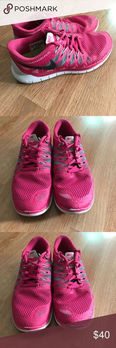 Nike free 5.0 size wo's 8.5 Nice Nike Shoes Athletic Shoes