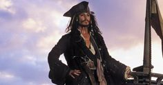 Which Pirates of the Caribbean Character Are You? | Quiz | Oh My Disney  I got Captain Jack Sparrow