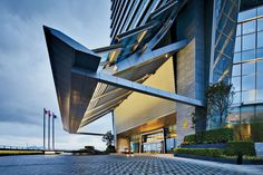 International Commerce Centre IFC