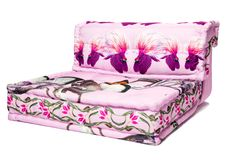 bright colorful bedding  with Mimi Plange
