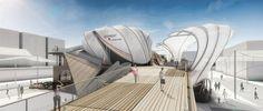 german pavilion creates field of ideas for expo milan 2015 - designboom   architecture