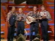 Camping in Canaan's Land ~  Hee Haw Gospel Quartet