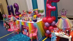My Little Pony  Birthday Party Ideas | Photo 1 of 13