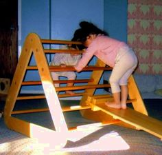 Last week's parent/toddler class was all about feeling 'stuck'. The…