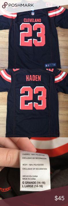 Joe Haden Cleveland Browns Jersey Worn once 3087a2579