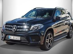 Mercedes GLS 500 4matic