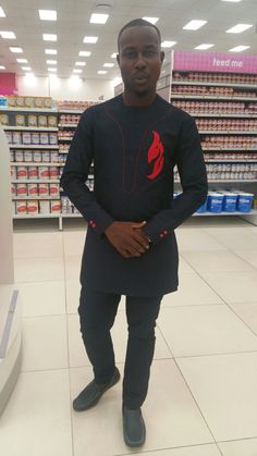 Latest african men fashion. African men outfit Latest African Men Fashion, Mens Fashion, Dashiki Dress, Awesome, Outfits, Dresses, Style, Moda Masculina, Vestidos