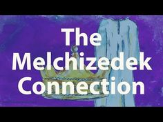The Melchizedek Connection (Discovering Your Higher Calling) Melchizedek Priesthood, Higher Calling, Torah, Discover Yourself, Connection, Passion, Youtube, Youtubers, Youtube Movies