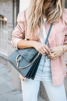 Style by Three: STREETSTYLE - CHLOÉ FAYE BAG