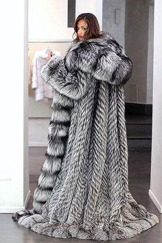 fur coat   Tumblr