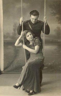 12. Hatay valisi olmuş Muammer Ürgen ve eşi Raciye Ürgen, 1933