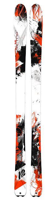 AMP Rictor 90XTI | K2 Skis #newskis #ski #2015 #Fresh