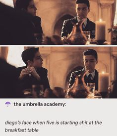 He just like dude shut up or we might die Movies Showing, Movies And Tv Shows, Series Movies, Tv Series, Funny Umbrella, Umbrella Art, Robert Sheehan, Dysfunctional Family, Under My Umbrella